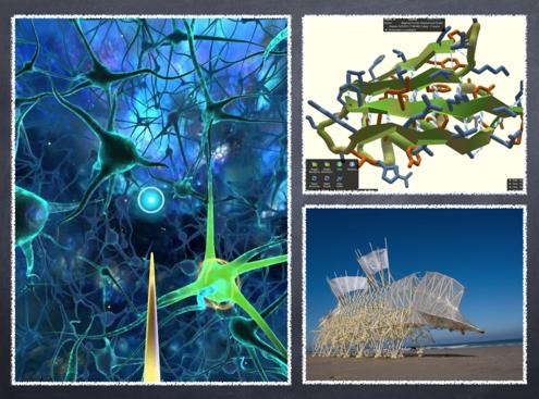 科学游戏:InMind、FoldIt、Strandbeest